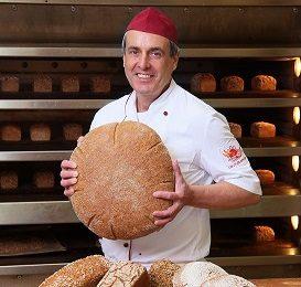 Backkurs mit Bäckermeister Serge Momper